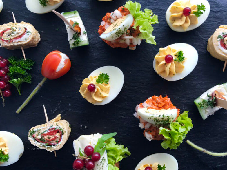 FINGERFOOD BUFFET Caterking van Waas | Ridderkerk
